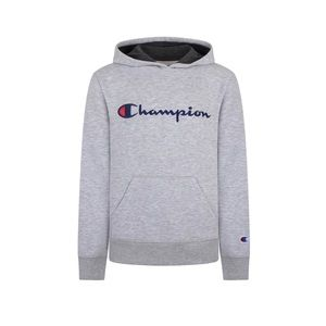 CHAMPION BOYS GRAY PULLOVER HOODIE SIZE 5